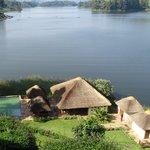 Foto de Birdnest @ Bunyonyi Resort