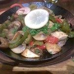 Fajitas vegetariane