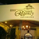Welcome to Crown Regency Residence Davao