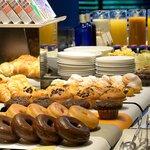 Desayuno - Selección de bollería gourmet