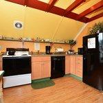 Cottage Loft Kitchen