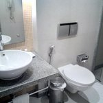 clean bathrooms