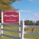 Keswick Vineyard in Virginia