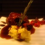 lamb shank and colcannon mash special