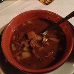 La zuppa di gulash (super!)
