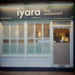 Entrance to iYara Thai Restaurant