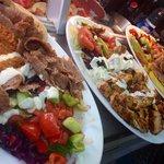 Lunch at Uni Kebab