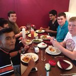 lads lunch