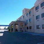 Comfort Inn & Suites Los Alamos Foto