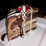 chocolate mouse cake