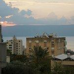 widok na Jezioro Galilejskie