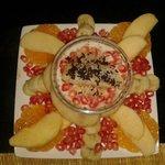 Salade de fruits riad dar nael