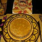 Soupe marocaine riad dar nael