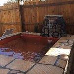 """Tierra"" private pool"