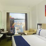 Holiday Inn Express Hong Kong Soho - Superior Quuen Room