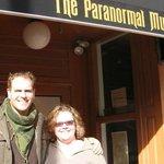 Josh Gates visits The Paranormal Museum