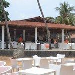 UBR -Beach dining