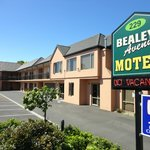 Bealey Avenue Motel Foto