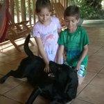 Tango y mis hijos de 8 y 10 años