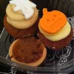 Cupcakes per Haloween