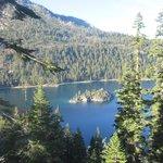 Tannnette Island, Emerald Bay, Lake Tahoe, Tahoe City, Ca