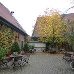 Innenhof / Scheune 8