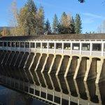 Lake Tahoe Dam, Gatekeepers Museum Park, Tahoe City, Ca