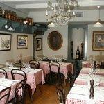 Salle du Restaurant Daniel et Denise saint Jean