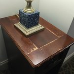 Night Stand at the Whitney Hotel NOLA