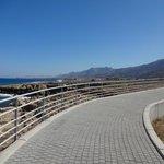 Lapta Coastal Walkway