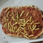 Chips pizza!