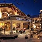 Winterstimmung im Hotel Gmachl