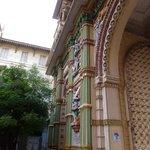 Swaminarayan Temple Enterance