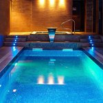 Indoor Swimming pool Spa