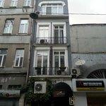 Portus House - streetview