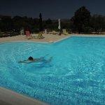 Pool & sun beds