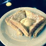 Yummie French toast!