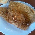 pancakes, riquisimos!!!