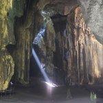 素晴らしい洞窟です
