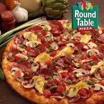 Order your favorite Round Table Pizza!
