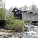 Salisbury Center Covered Bridge
