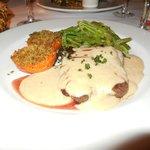 Main Plat: Steak