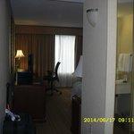 View of room from doorway