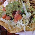 Tacos Salad large generous delicious