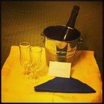 A beautiful surprise, thank you Hotel Botticelli ��