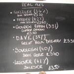 Great Real Ales