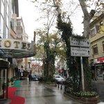 Esterno dell'Ortaköy Princess Hotel
