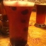 Homemade Bluberry Ale, (My personal Favorite!)