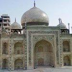 Taj Mahal Recreated