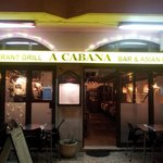 A Cabana Restaurant Grill Bar & Asian Cuisine